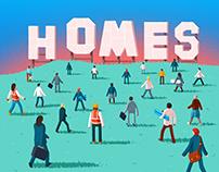 Homes, Insight Magazine