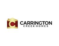 Carrington Creek Homes, Logo Design