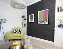 Contemporary Apartment : Kensington