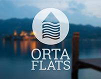 OrtaFlats - Logo Design