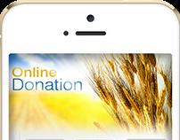 Online Donation App