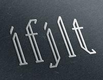 Typeface Design: Gladius