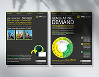 PROficent Brochure Design