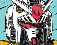 Adidas X Gundam