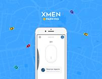 Xmen Parking App Freebie