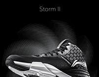 Storm II Basketball Shoes,2016