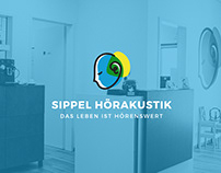 Sippel Hörakustik · Website-Relaunch