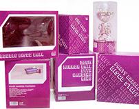 Packaging: 2002~2004