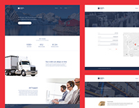 Norwegian Dropshipping Company Website
