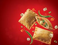 McDonalds - Chilli Paneer Pockets