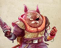 War Cats - #04