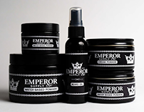 Emperor Supply Co - Logo and Label Designs