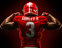 Football Favorite on the Move - UGA #3 Goes Pro