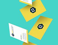 POPcomms branding and responsive website design
