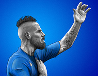 Serie A/Italian Football Portraits