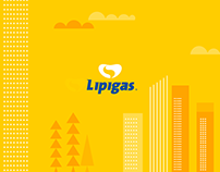 Website redesign – Lipigas