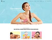 Yolia - Beauty Spa WordPress Theme