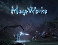 MageWorks Key Art