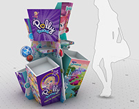 Polly Pocket stand