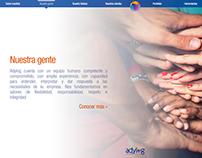 Website / Adylog