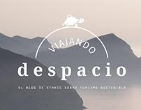 Viajando Despacio - Logo