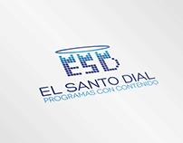 Logotipo EL SANTO DIAL