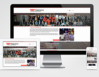Responsive Wordpress website for TEDxKatowice