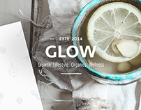 GLOW | Growth Lifestyle Organics Wellness