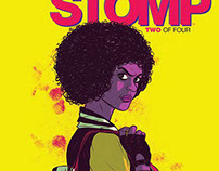 CURB STOMP comic issue #2 from BOOM! Studios