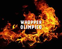 Whopper olímpico