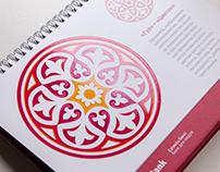 ForteBank Calendar 2016