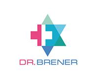 Logo for brand- Dr. Brener- Imedical Israel