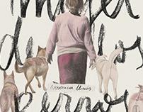 La mujer de los perros - Afiche de Cine