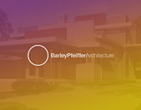 Barley Pfeiffer Architecture Web Design