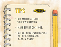 KEEN Garden Graphics