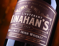 "Irish whiskey rebranding ""Kinahan's""/Ребрендинг виски"