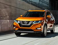 Nissan Rogue Hybrid
