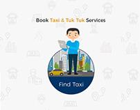 Dalbo - Uber Like Taxi App