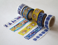 Czech masking tape