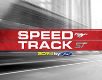 FORD - Speed Track 2014