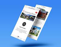 Web design Constructora Elunsa