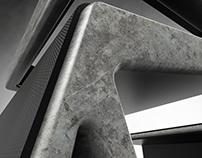 Otto Chair (Stone)