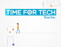 Time for Tech 2015 Time Inc