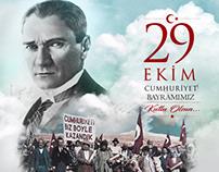#29ekim #CumhuriyetBayramı #Kutluolsun