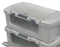 Zag storage box