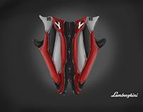 Footwear concept - Lamborghini