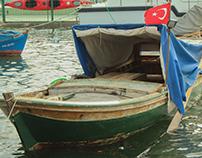 Fisher Shelter in Bostanlı/İzmir