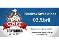 Container Rock Bar - Top Chef