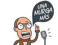 La Gran Muñeca - Identidad espectáculo 2015.