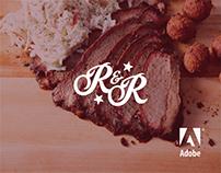 R&R BBQ — Adobe Live